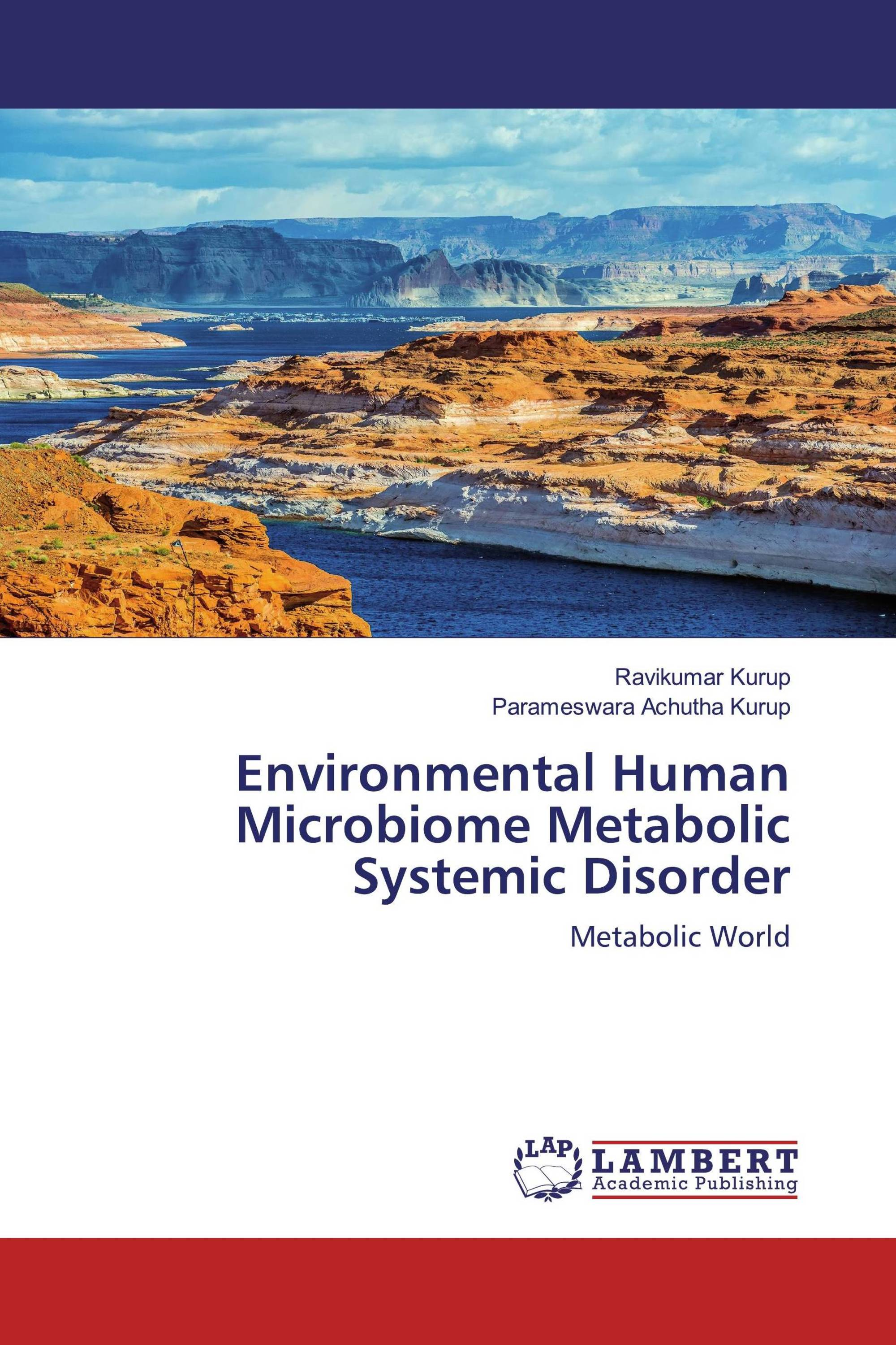 Environmental Human Microbiome Metabolic Systemic Disorder