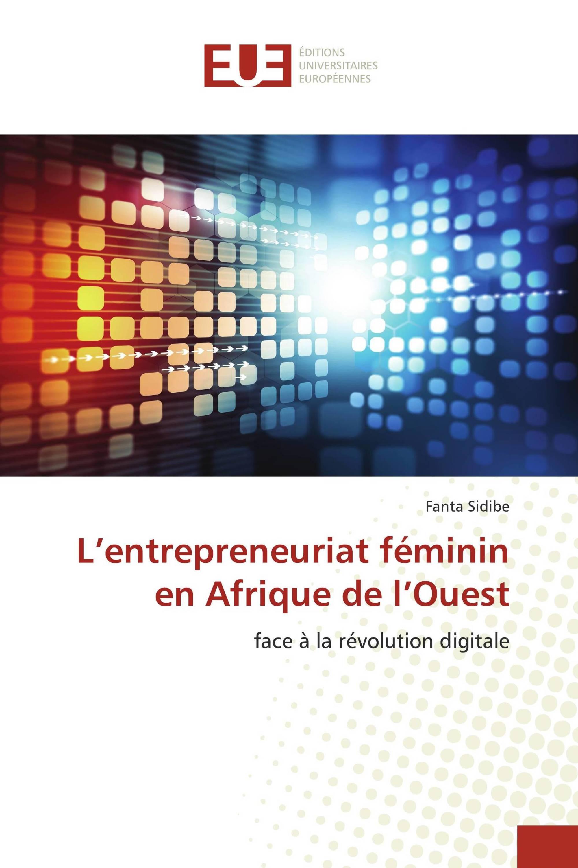 L'entrepreneuriat féminin en Afrique de l'Ouest