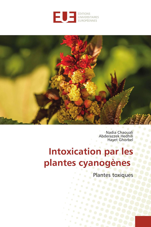 Intoxication par les plantes cyanogènes