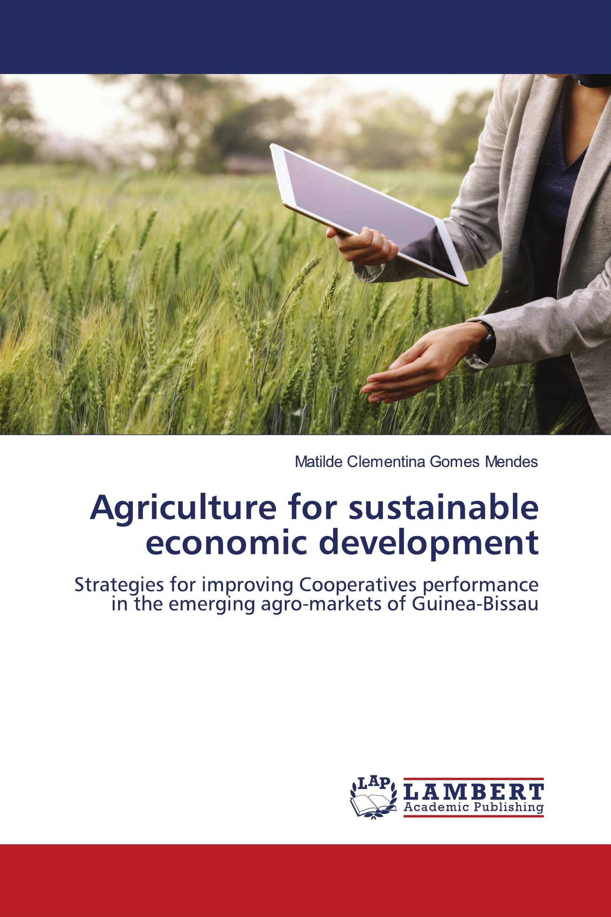 Agriculture for sustainable economic development