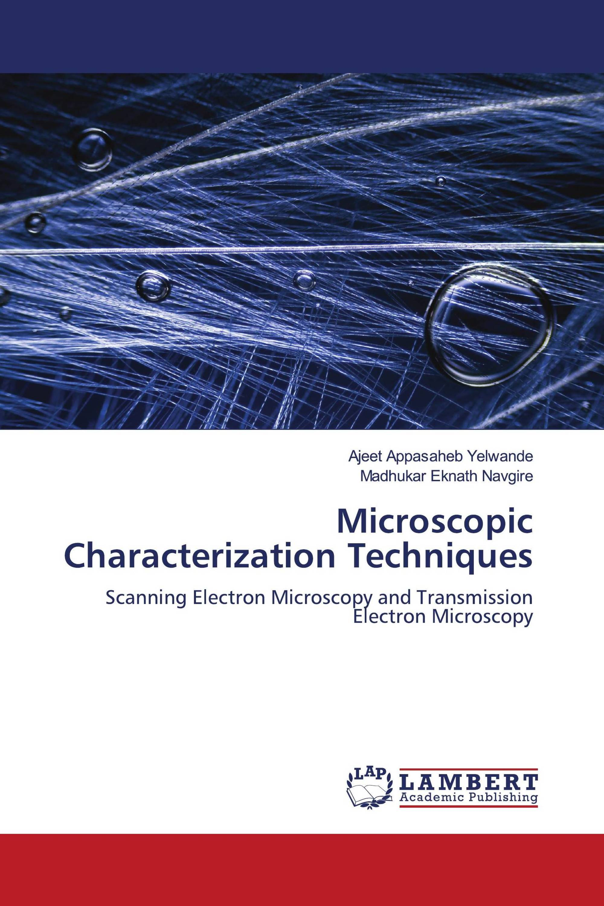 Microscopic Characterization Techniques