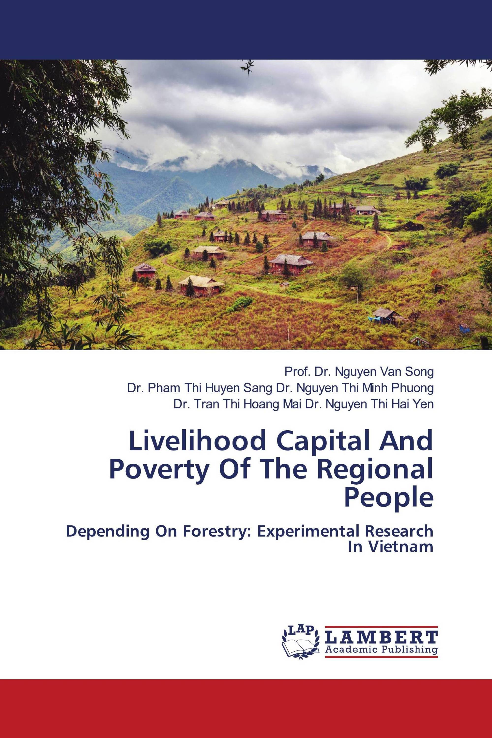 Livelihood Capital And Poverty Of The Regional People