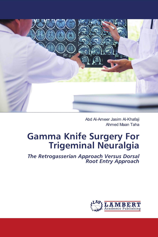Gamma Knife Surgery For Trigeminal Neuralgia