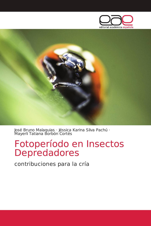 Fotoperíodo en Insectos Depredadores
