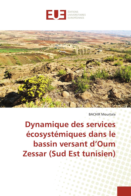 Dynamique des services écosystémiques dans le bassin versant d'Oum Zessar (Sud Est tunisien)