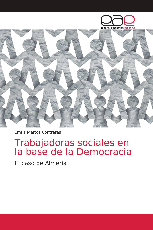 Trabajadoras sociales en la base de la Democracia