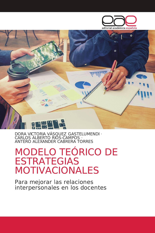 MODELO TEÓRICO DE ESTRATEGIAS MOTIVACIONALES