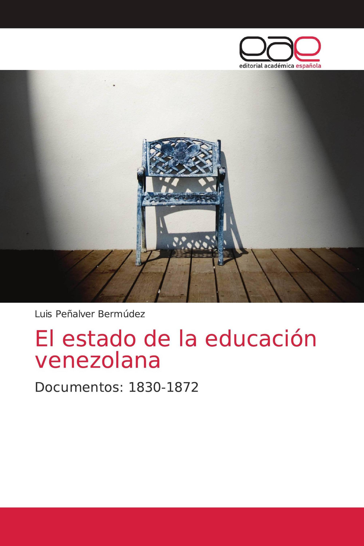 El estado de la educación venezolana