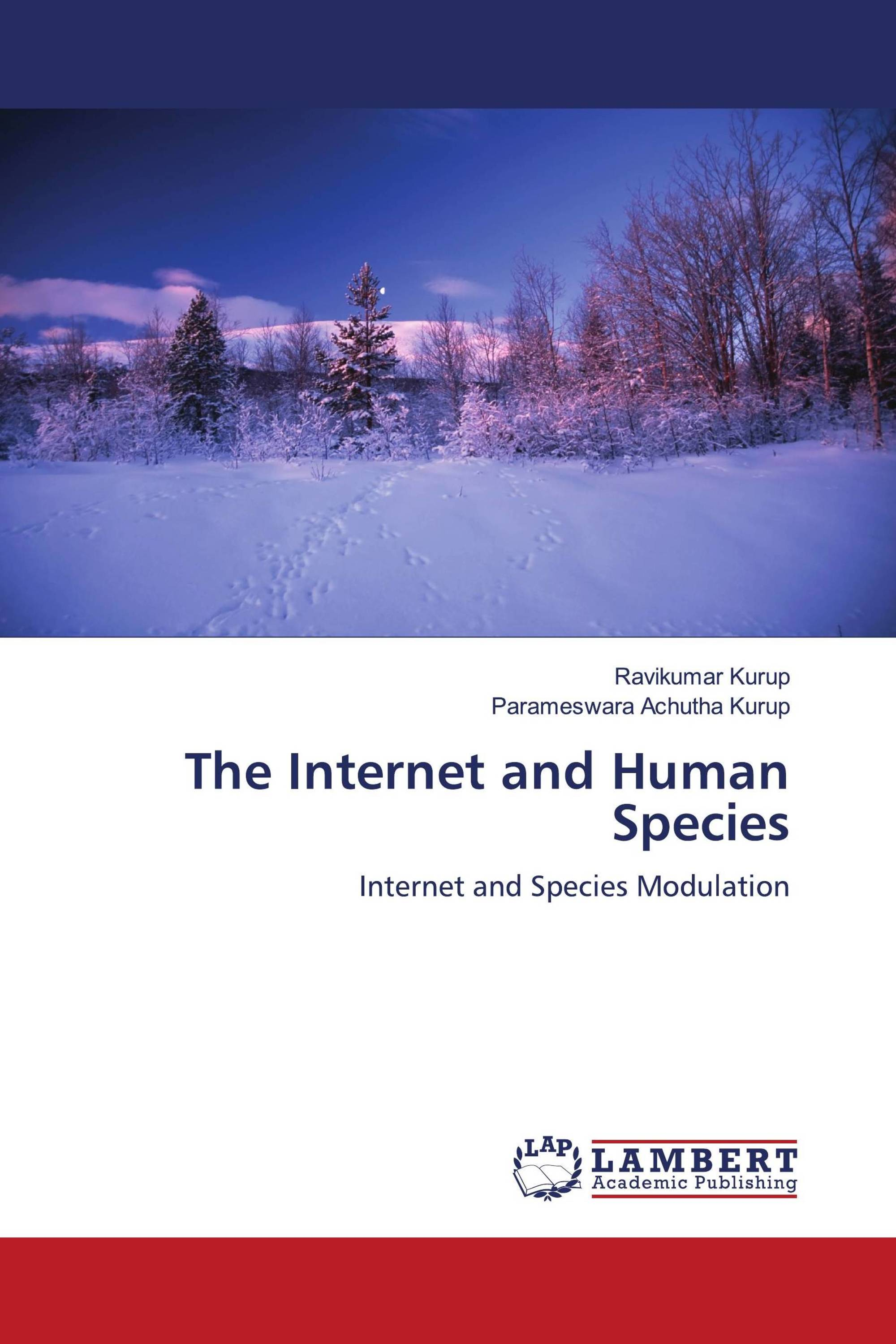 The Internet and Human Species
