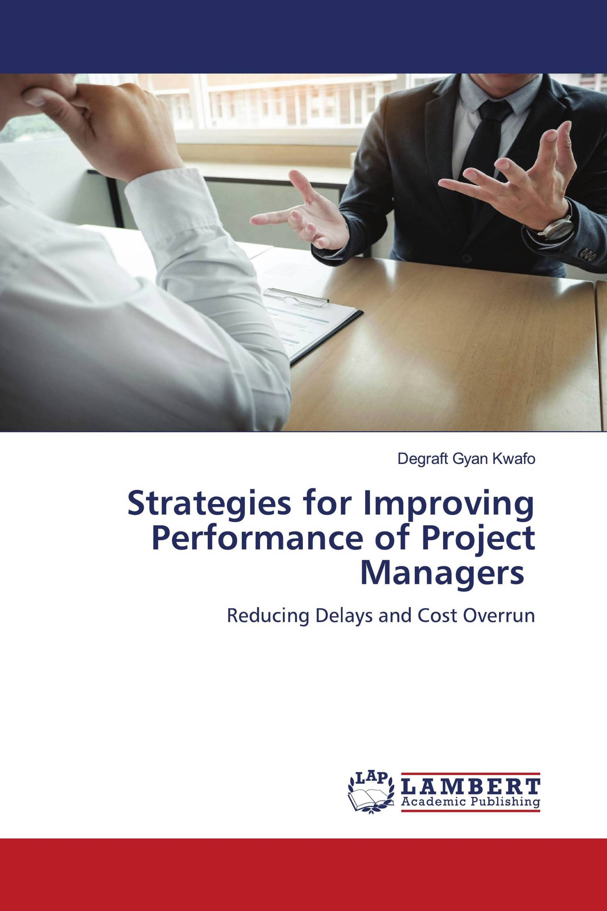 Strategies for Improving Performance of Project Managers