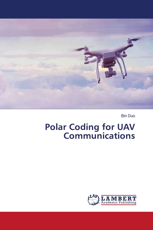 Polar Coding for UAV Communications