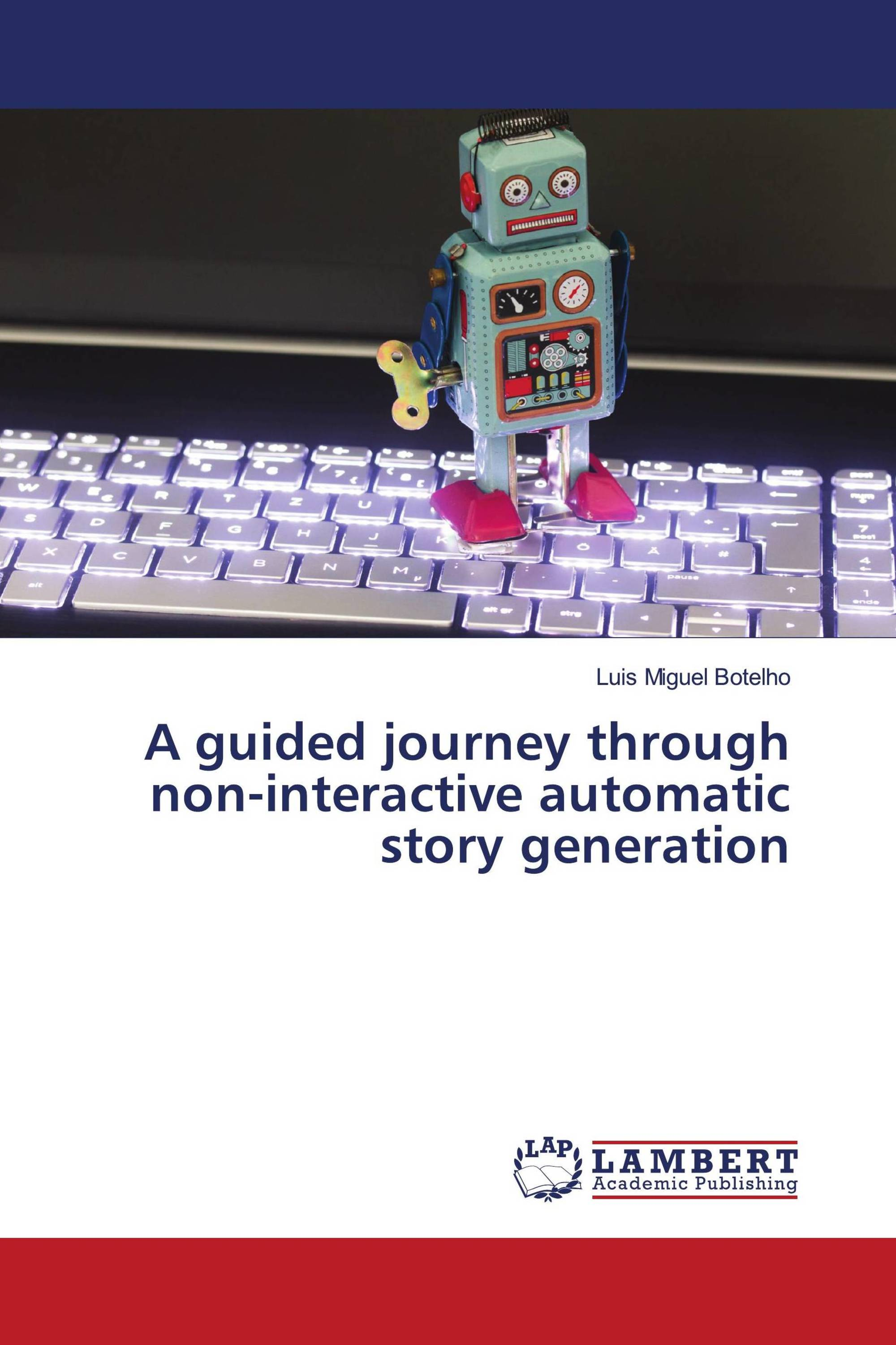 A guided journey through non-interactive automatic story generation