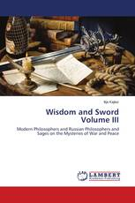 Wisdom and Sword Volume III