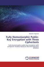 Fully Homomorphic Public-Key Encryption with Three Ciphertexts
