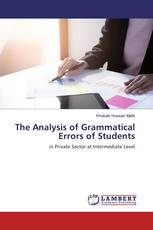 The Analysis of Grammatical Errors of Students