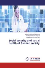 Social security and social health of Russian society