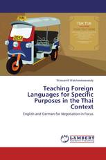 Teaching Foreign Languages for Specific Purposes in the Thai Context