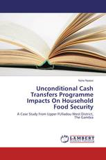 Unconditional Cash Transfers Programme Impacts On Household Food Security
