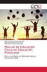 Manual de Educación Física en Educación Preescolar