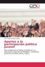 Aportes a la participación política juvenil