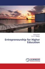 Entrepreneurship for Higher Education