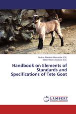Handbook on Elements of Standards and Specifications of Tete Goat
