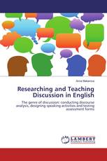 Researching and Teaching Discussion in English