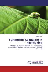 Sustainable Capitalism in the Making