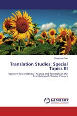 Translation Studies: Special Topics III
