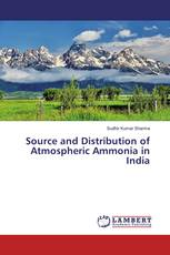 Source and Distribution of Atmospheric Ammonia in India