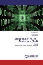 Monomial (1,0,-1) – Matrices – (4x4)