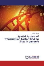Spatial Pattern of Transcription Factor Binding Sites in genome