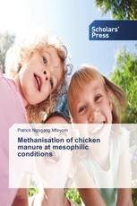 Methanisation of chicken manure at mesophilic conditions