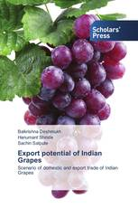 Export potential of Indian Grapes
