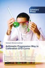 Arithmetic Progression Way in Calibration STD Curve