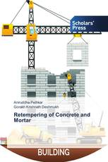 Retempering of Concrete and Mortar
