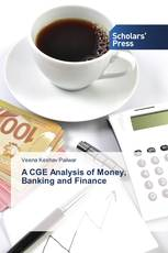 A CGE Analysis of Money, Banking and Finance