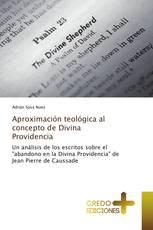 Aproximación teológica al concepto de Divina Providencia