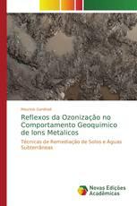 Reflexos da Ozonização no Comportamento Geoquimico de Ions Metalicos