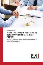 Piano Triennale di Prevenzione della Corruzione: Cassetta Attrezzi