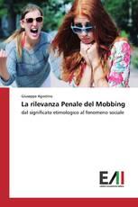 La rilevanza Penale del Mobbing