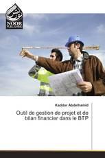 Outil de gestion de projet et de bilan financier dans le BTP