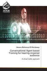 Conversational Agent based Training for hearing-impaired audience