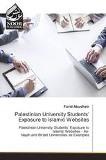 Palestinian University Students' Exposure to Islamic Websites