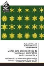 Cartes auto-organisatrices de Kohonen et paramètres environnementaux