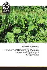 Biochemical Studies on Plantago major and Cyamopsis tetragonoloba