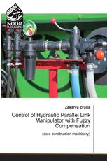 Control of Hydraulic Parallel Link Manipulator with Fuzzy Compensation