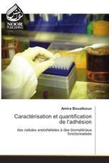 Caractérisation et quantification de l'adhésion