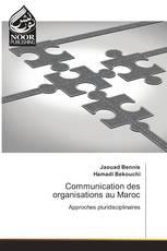 Communication des organisations au Maroc
