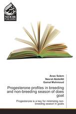 Progesterone profiles in breeding and non-breeding season of does goat